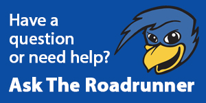 Ask the Roadrunner
